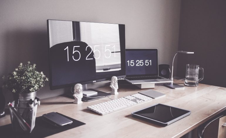 De voordelen van een schoon bureau